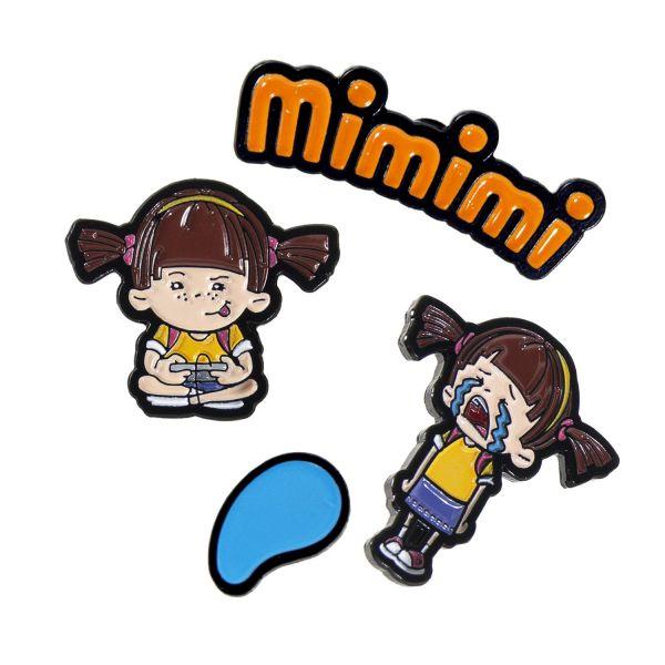 Pin Set Mimi